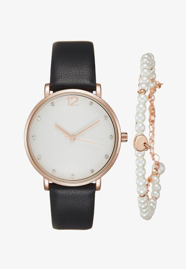 SET - Reloj - black