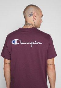 Champion Reverse Weave - CREWNECK  - T-shirt con stampa - wre - 5