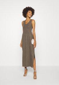 comma - Jumper dress - khaki - 1