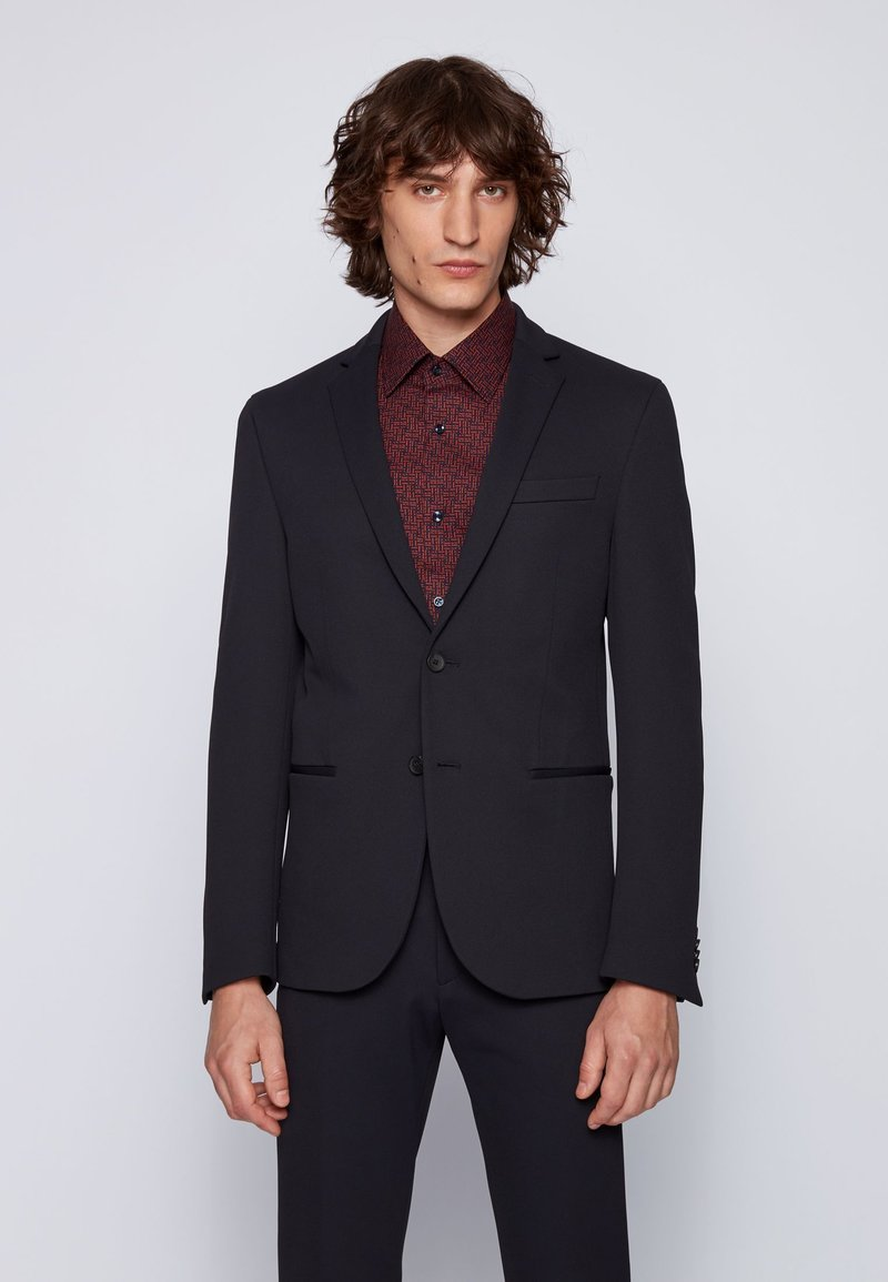 BOSS - Suit jacket - dark blue