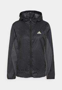 adidas Performance - Treningsjakke - black/grey six - 5