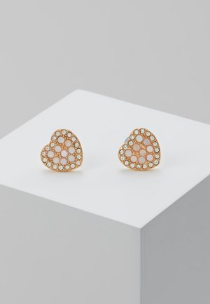 VINTAGE GLITZ - Pendientes - roségold-coloured