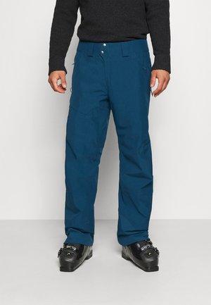 POWDER BOWL PANTS - Snow pants - crater blue