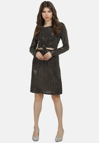 myMo at night - Cocktail dress / Party dress - holographic - 1