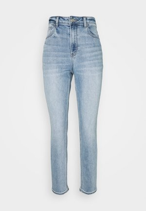 MOM JEANS - Jeans slim fit - medium vintage