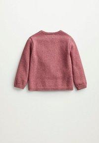 Mango - Vest - roze - 1
