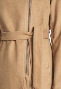 ONLY - ONLCANE COAT - Classic coat - camel - 5