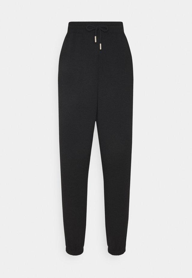 ONLSCARLETT PANT - Tracksuit bottoms - black