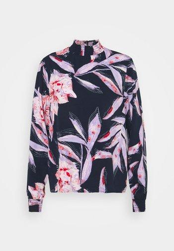 VIDANIA SMOCK  - Blouse - navy blazer
