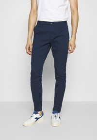 Only & Sons - ONSCAM - Chino kalhoty - dress blues - 0