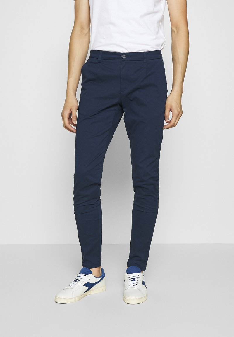 Only & Sons - ONSCAM - Chino kalhoty - dress blues