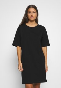Even&Odd Petite - Day dress - black - 0