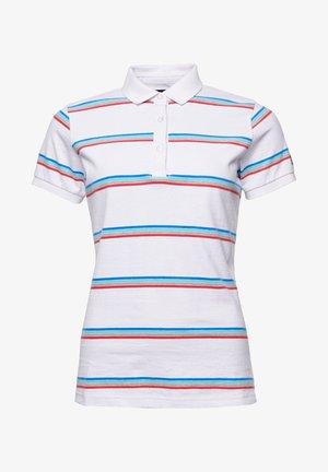 Polo shirt - varsity optic stripe