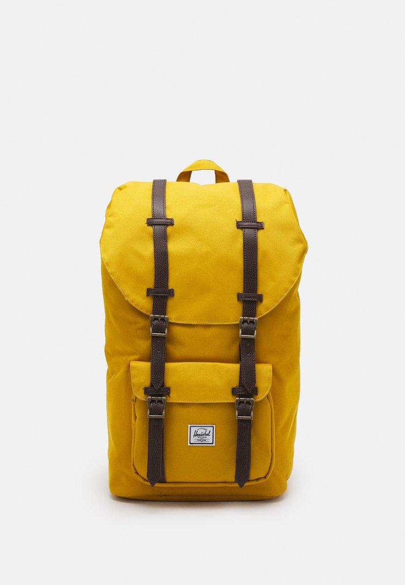 Herschel - LITTLE AMERICA BACKPACKS - Rucksack - yellow
