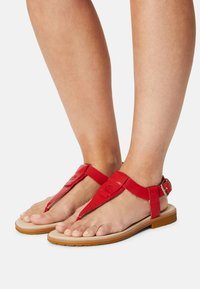 Timberland - CHICAGO RIVERSIDE - T-bar sandals - red - 0