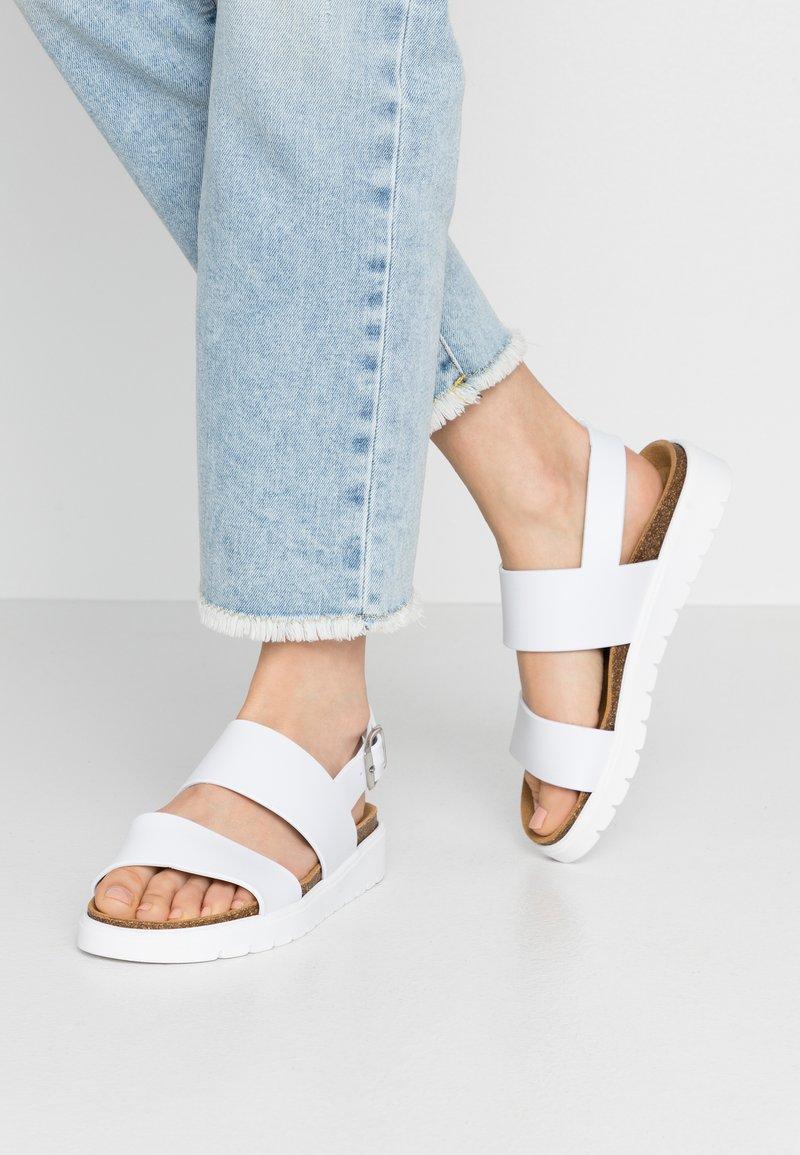 Matt & Nat - VEGAN ASHAI - Sandals - white/natural