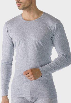 Undershirt - light grey melange