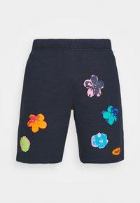 HUF - ADORED - Shorts - navy - 3