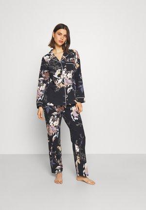 SOFT PRINTED PIPIG  - Pyjama - dark blue