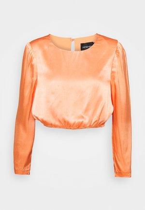 CRAZY FOR YOU - Maglietta a manica lunga - peach