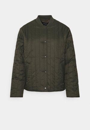 VMGIGI SHORT PADDED JACKET - Light jacket - peat