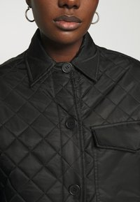 Carin Wester - JACKET COOPER - Classic coat - black - 4