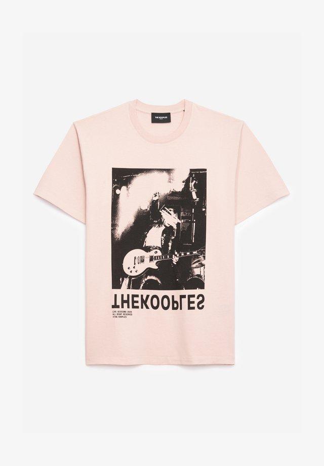 Print T-shirt - pin