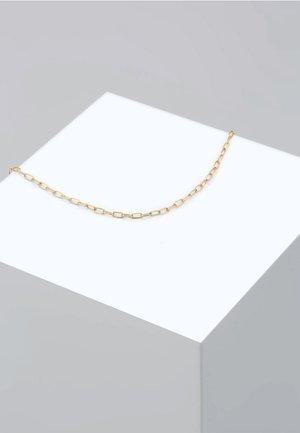 Halskette - gold-coloured