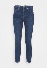 Topshop Petite - JAMIE - Jeans Skinny Fit - rich blue - 4