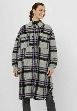VMCHRISSIE  - Short coat - light grey melange