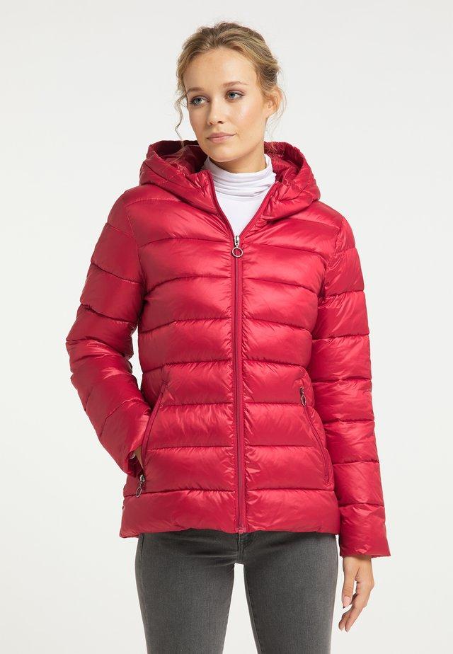 Zimní bunda - rot