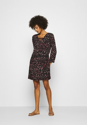 RYM BRUSH - Day dress - black