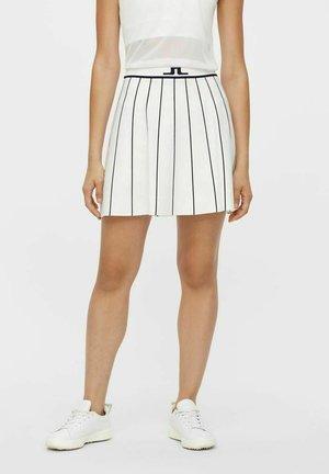 BAY GOLF SKIRT - Sports skirt - white