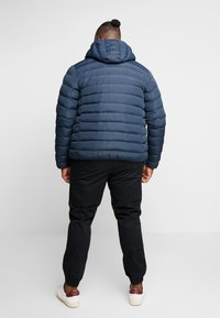 Brave Soul - GRANTPLAIN PLUS - Winter jacket - navy - 2