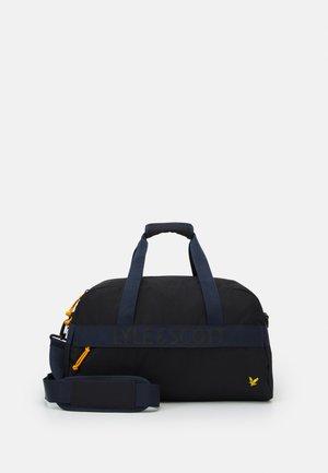 UNISEX - Sports bag - true black