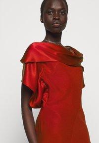 Vivienne Westwood - AMNESIA DRESS - Koktejlové šaty/ šaty na párty - red - 4