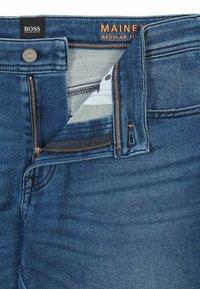BOSS - MAINE - Straight leg jeans - blue - 5