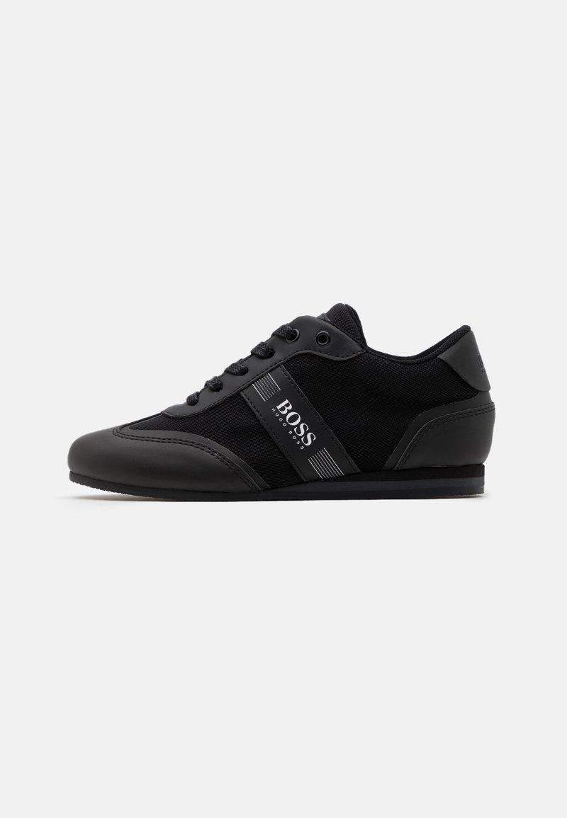 BOSS Kidswear - TRAINERS - Trainers - black