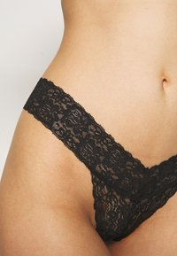 Nly by Nelly - WHAT I LIKE THONG 3 PACK - String - multi - 6
