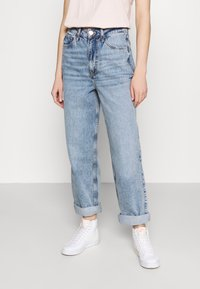 River Island - Relaxed fit jeans - mid auth - 0