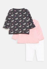 Staccato - SET - Light jacket - light pink/dark grey - 1