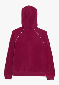 Benetton - JACKET HOOD - Zip-up hoodie - pink - 1