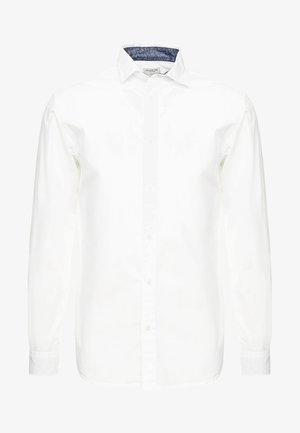 SLHSLIMMARK WASHED - Chemise classique - bright white
