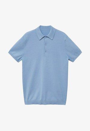 Polo - bleu ciel