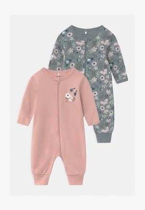 NBFNIGHTSUIT 2 PACK - Pyjama - pale mauve