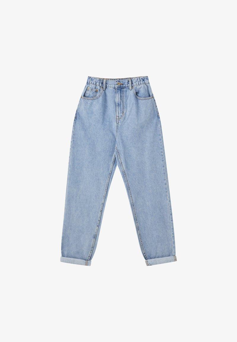 PULL&BEAR Jeans Straight Leg - light blue/hellblau evQiiM