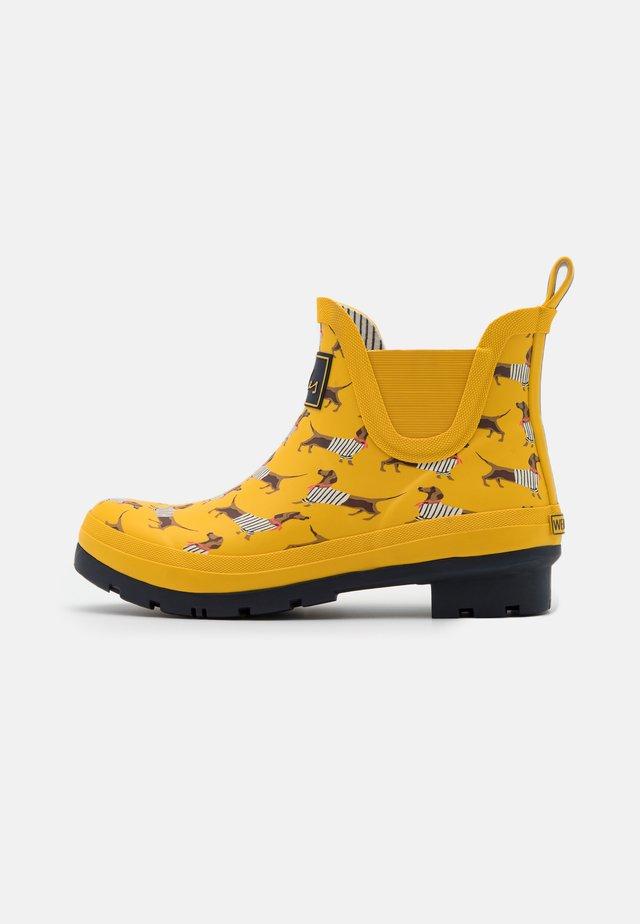 WELLIBOB - Wellies - yellow