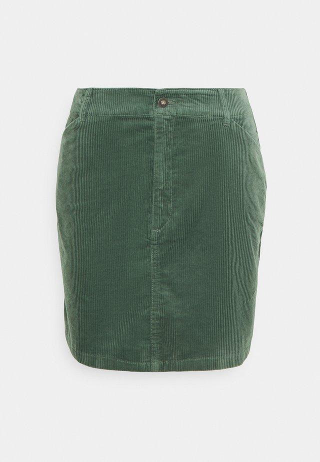 BIG SKIRT - Pencil skirt - light khaki