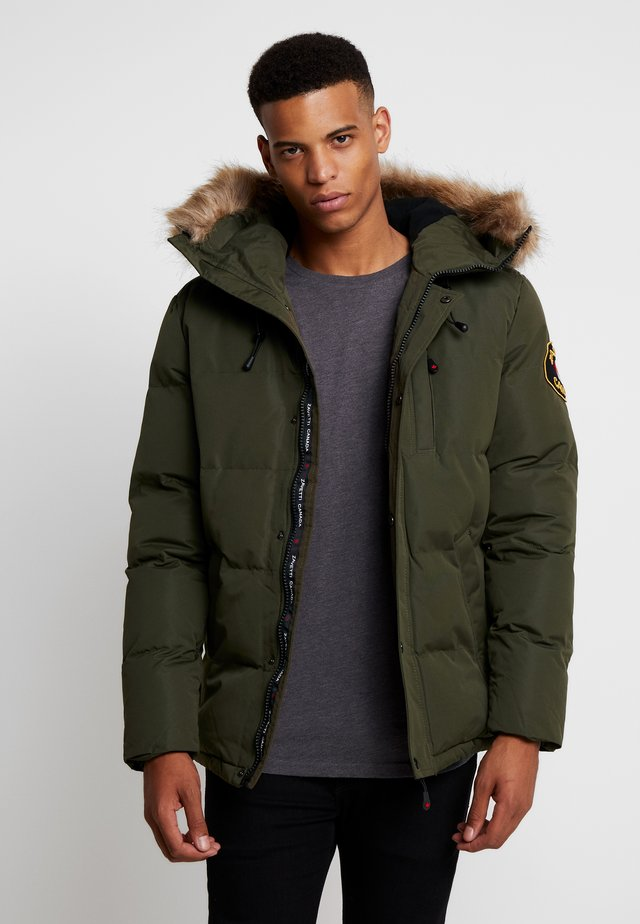 OSHAWA - Winter jacket - khaki