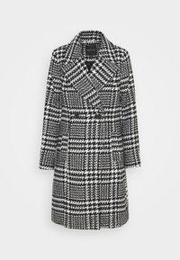 JILLIAN HOUNDSTOOTH COAT - Classic coat - black & white